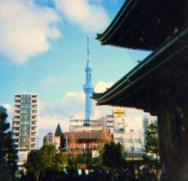Skytree by CheBertrand