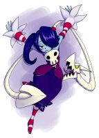 Skullgirls - squigly by dragonmanX