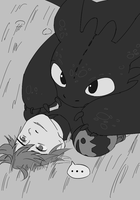 Doodle - HTTYD2 by Baitong9194