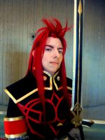 Youmacon 2011: Asch The Bloody by Ritzy-kun