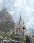 Castle of White Stone by RobAndersonJr