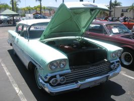 First Generation Chevrolet Impala by granturismomh