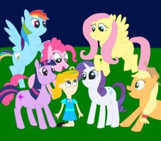 Most Ponies Will Make Harmony by 04StartyOnlineBC88