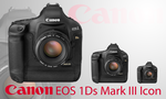 Canon EOS 1Ds Mark III - Icon by photoartiste
