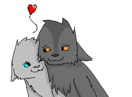 GrayXsilver Forbiden love by pink-pixie-dust