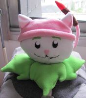 Plants VS Zombies Cattail plush by yinco