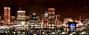 Baltimore Nite 2 by sumanprajapati