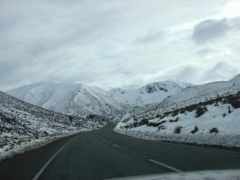 NZ - Arthur Pass by Zenta123123