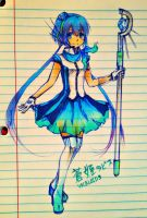 Aoki Lapis by CrymsonFire445