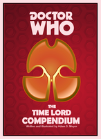 Time Lord Compendium: Cover by Time-Lord-Rassilon