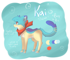 //KAI// (FOR SALE) by JaysAdopts