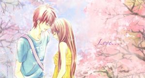 kimi ni todoke header by ironicdawn