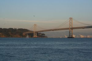 Bay Bridge by jacirae