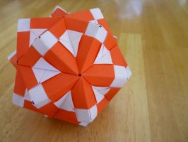 Carreau Kusudama by Zapper-Slapper