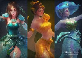 3 Element (DK Online Conteast) by webang111