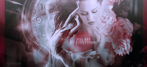 You are my everything signature by Paulysa