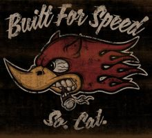 Built For Speed by maleficiorodriguez