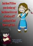 Violence Woman by bunnypower236