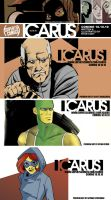 Icarus teasers by ryancody
