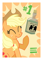 it's Apple Jack Approved! by cshep99