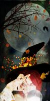 Hallows eve by dyingrose24