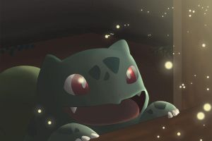 Bulbasaur by All0412