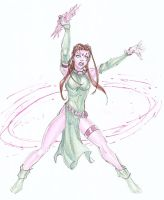Blink Sketch by jetcomics