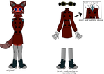 Lizzy and unit uniform ref by toamac
