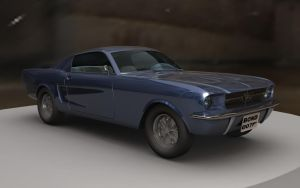 Mustang GT New Render by coolsumit007