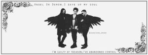 Angel Or Demon Fb Cover by lovelives4ever