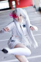 White Rock Shooter III by Kuronee-chan