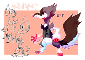 Whisper by Pand-ASS