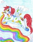 Paint the Sky by PaletteOfRainbows