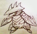 Mega Excadrill by HARRY7865