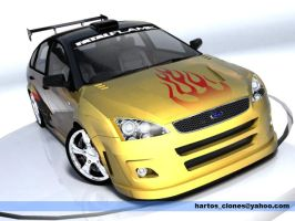 Ford Focus4 by hartos