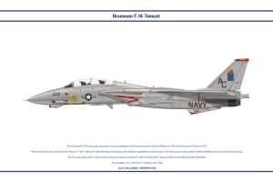 F-14A VF-11 1 by WS-Clave
