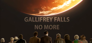 Gallifrey Falls No More by Zekrom-9