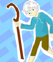 Jack Frost by maryphantom11