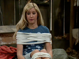 Ashley Tisdale Tied Up 3 by Celebstiedandgagged6