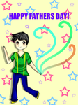 Happy Fathers Day Dad! by Nutella-Cookie