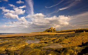 Bamburgh Castle 6 by newcastlemale