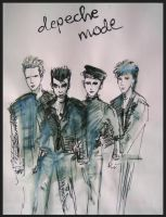 Depeche Mode by CountVisigoth