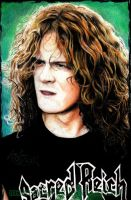 Jason Newsted by Red-Szajn