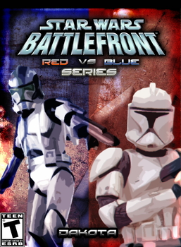 Star Wars Battlefront II Red VS Blue mod by 411Remnant