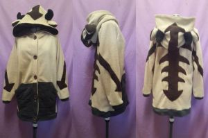 Appa hoodie commission by Atobe333