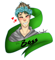 JackSepticEye by Graceafur