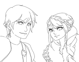 HTTYD 2 WIP by roosephina