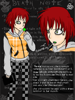 .:Death Note OC:. S t a r by Numbuh-9