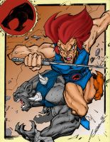 Thundercats by joeyboylondon
