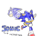D.A. Muro Sonic The Hedgehog by PsychoZombii